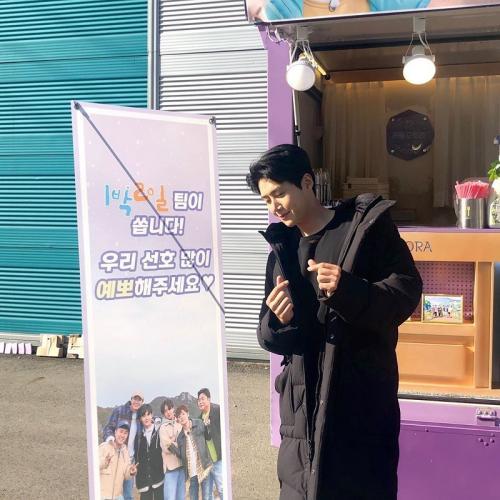 Kim Seon Ho. (Foto: Instagram/@seonho_kim)