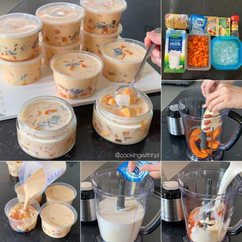 Mango Milk Cheese