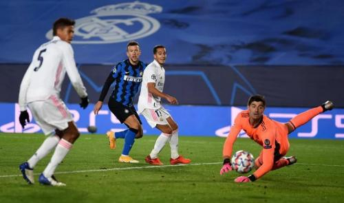 Real Madrid vs Inter Milan