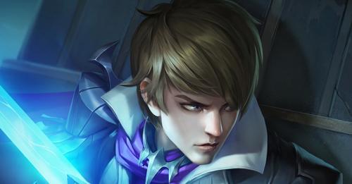 Game Mobile Legends menantang gamer untuk bertanding lima lawan lima pemain.
