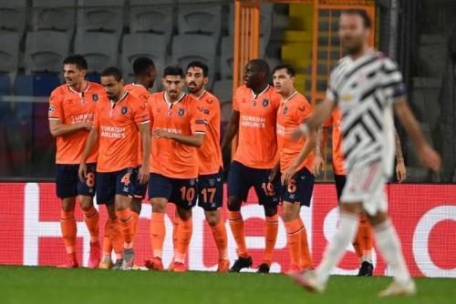 Istanbul Basaksehir vs Manchester United