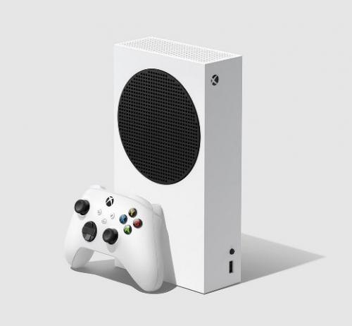 Xbox Series S. (Foto: Ubergizmo)