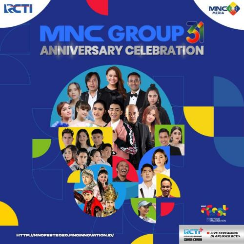 MNC Anniversary 31
