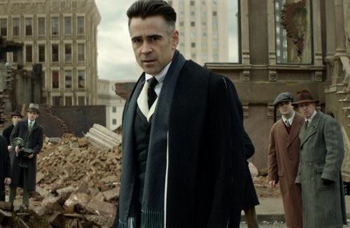 Colin Farrell sebagai Percival Graves