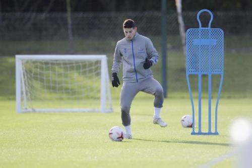 James Rodriguez (Foto: Everton)