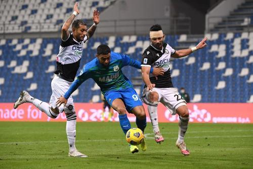 Para pemain Udinese