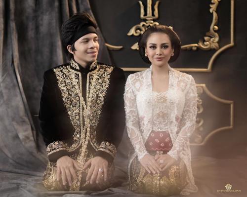 Aurel Hermansyah dan Atta Halilintar. (Foto: Instagram/@aurelie.hermansyah)