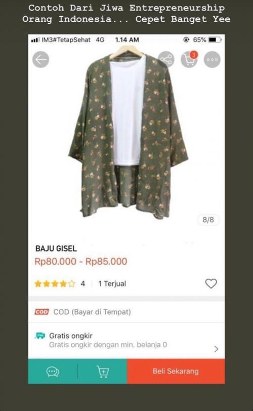 Kimono Gisel