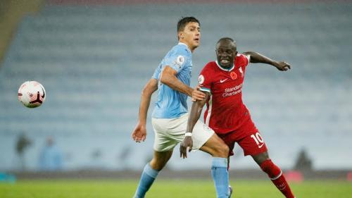 Man City diimbangi Liverpool 1-1 pada pertemuan pertama (Foto: Reuters)
