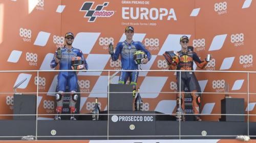 MotoGP Eropa 2020 di Sirkuit Valencia (Foto: MotoGP)