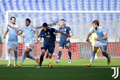 Lazio merindukan suporter (Foto: Juventus)