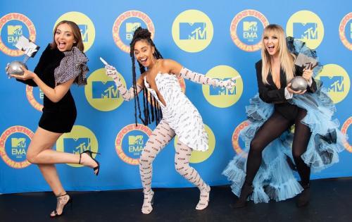 Little Mix. (Foto: MTV EMA 2020)