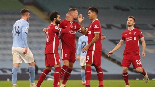 Liverpool cukup tangguh di kandang sendiri
