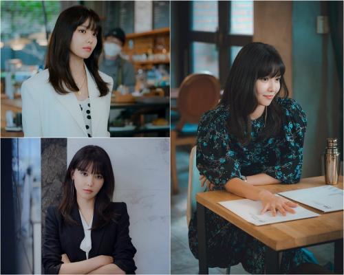 Penampakan Sooyoung SNSD dalam stills drama Run On. (Foto: JTBC)