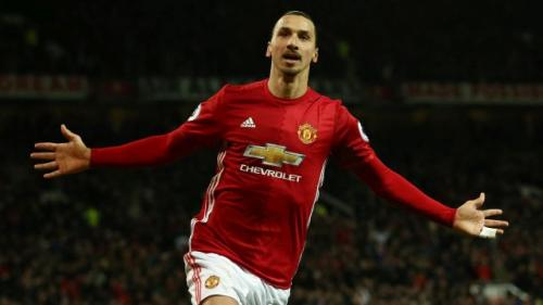 Zlatan Ibrahimovic bawa pengaruh positif di Man United