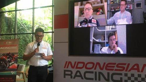 CEO MP1 Rocky Soerapoetra. Foto: inews/fitradian dhimas kurniawan