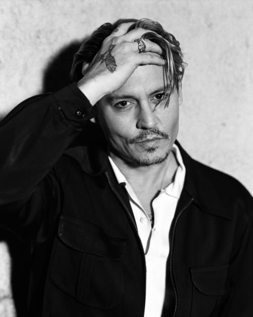 Johnny Depp. (Foto: Interview Magazine)