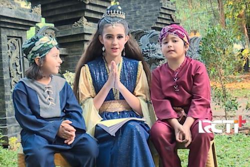 Gabriella Quinlyn, Zeid Mujib, dan Delon Mercy