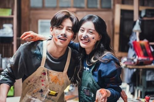 Ji Chang Wook dan Kim Ji Won