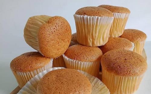 Condensed Milk Cupcakes (Foto: Resep Dapur/Facebook)