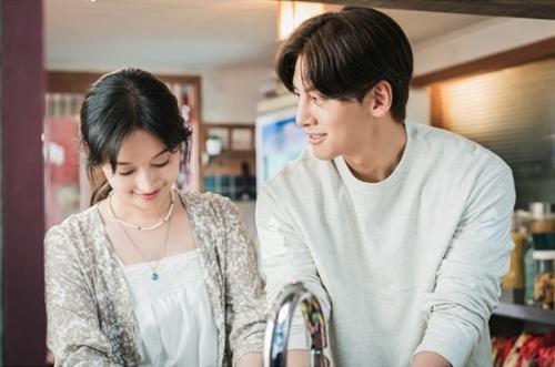 Ji Chang Wook dan Kim Ji Woon
