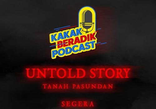Kakak Beradik Podcast.