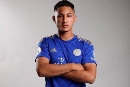 Faiq Bolkiah (Foto: Leicester City)