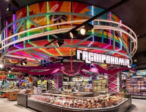Salah satu jaringan supermarket yang populer di Ukraina telah menarik banyak perhatian masyarakat.