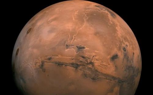 Mars menjadi planet yang diteliti oleh para ilmuwan.