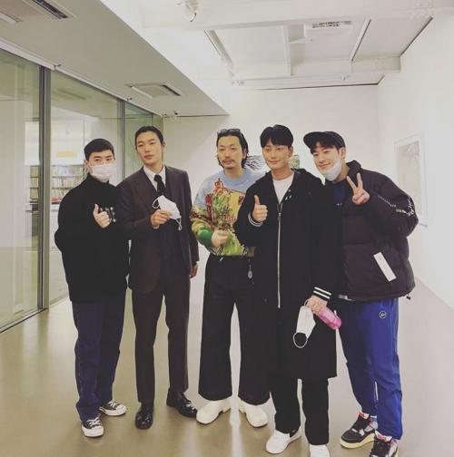 Ryu Jun Yeol.
