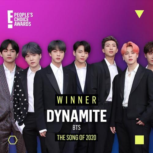 BTS menang 4 penghargaan di People's Choice Awards.
