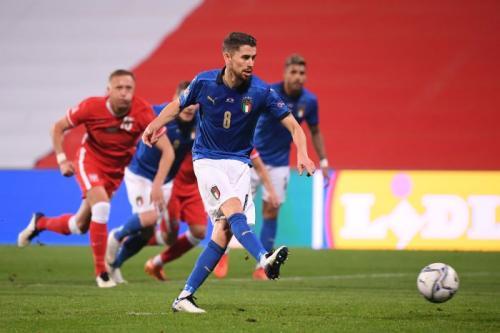 Pemain Timnas Italia