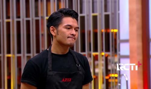 Aziz MasterChef Indonesia