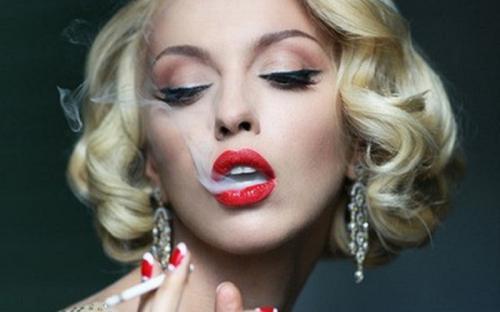 ibu merokok