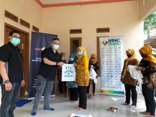 MNC Peduli dan MNC Guna Usaha dukung kelompok usaha di Muara Gembong