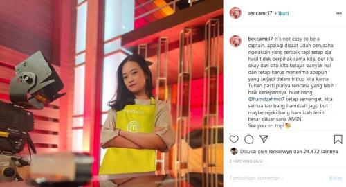 Becca MasterChef Indonesia