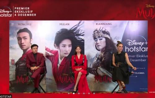 Yuki Kato Sempat Tak Percaya Diri Isi Suara Film Mulan Versi Bahasa Indonesia Okezone Celebrity
