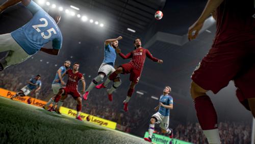 Game FIFA. (Foto: EA.com)