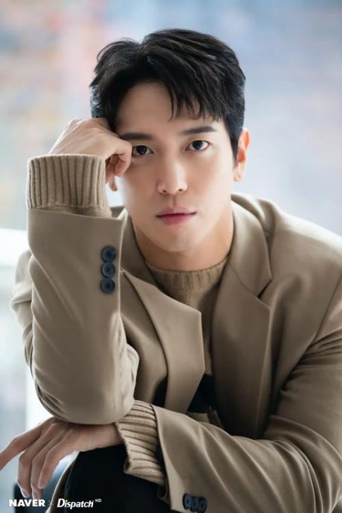 Jung Yong Hwa 'CNBLUE'. (Foto: Dispatch)