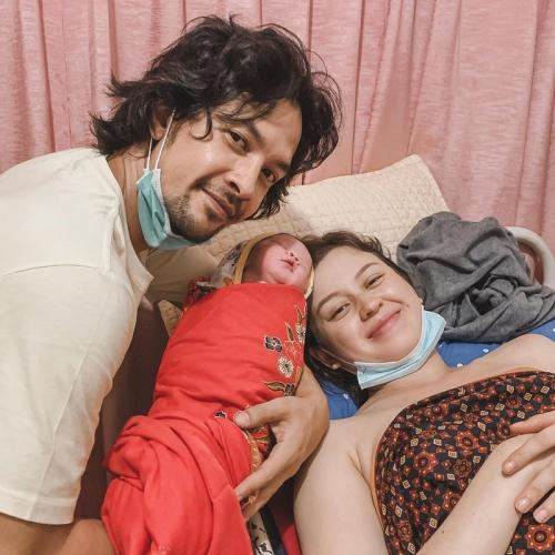 Kimberly Ryder melahirkan anak kedua.