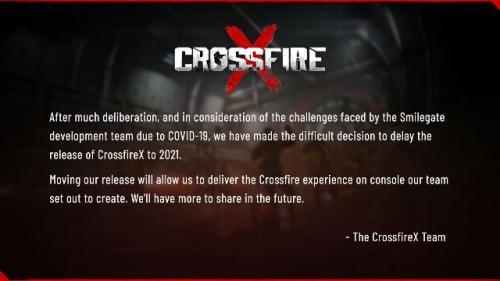 Rilis game CrossfireX ditunda hingga tahun depan. (Foto: Twitter @PlayCrossfireX)