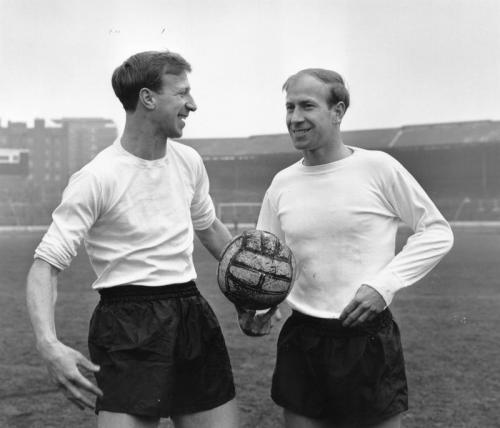 Jack dan Bobby Charlton