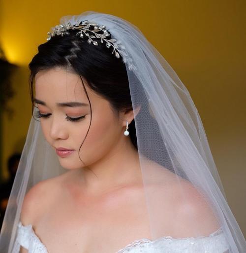 Olivia Alan, istri Denny Sumargo. (Foto: Instagram/@elbiefajarroby)