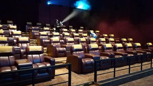 3 Bioskop di Makassar kembali dibuka (Foto : Okezone.com)