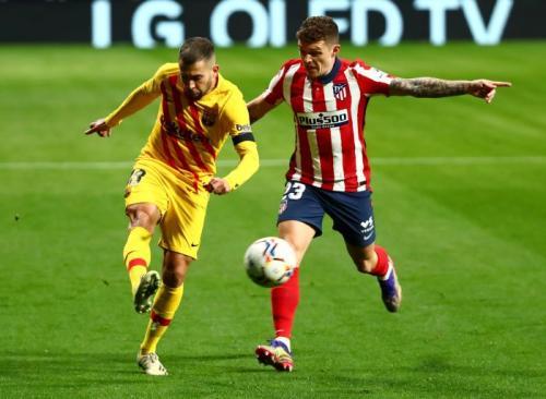 Atletico Madrid menang 1-0 atas Barcelona
