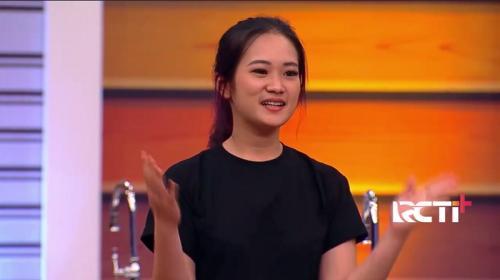 Becca MasterChef Indonesia Season 7. (Foto: Rctiplus.com)