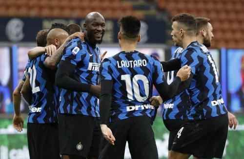 Inter Milan (Foto: Reuters/Alessandro Garofalo)