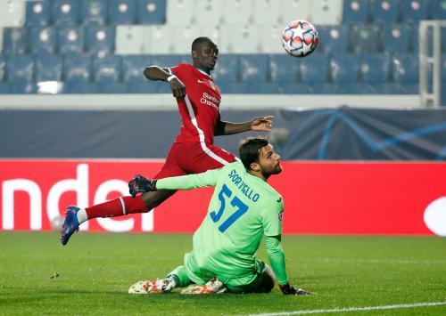 Atalanta sempat dihajar Liverpool 0-5