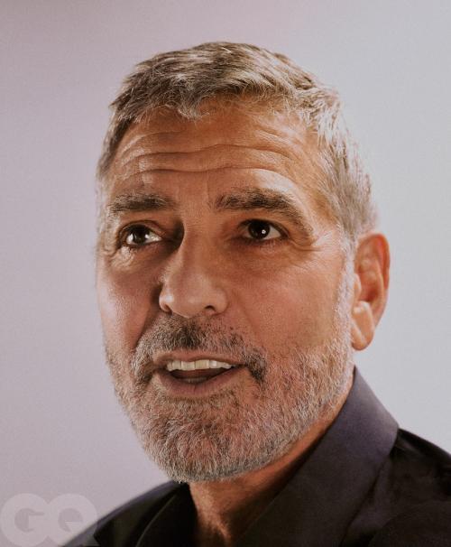 George Clooney. (Foto: Esquire)