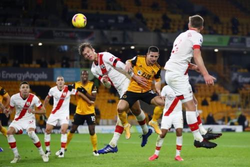 Wolverhampton vs Southampton